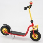 Puky-Ballonroller-Luftbereift-R03L-rot-0