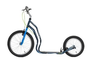 Yedoo-ScooterTretroller-MEZEQ-V-Brake-NEW-Model-2014-Grau-Blau-0
